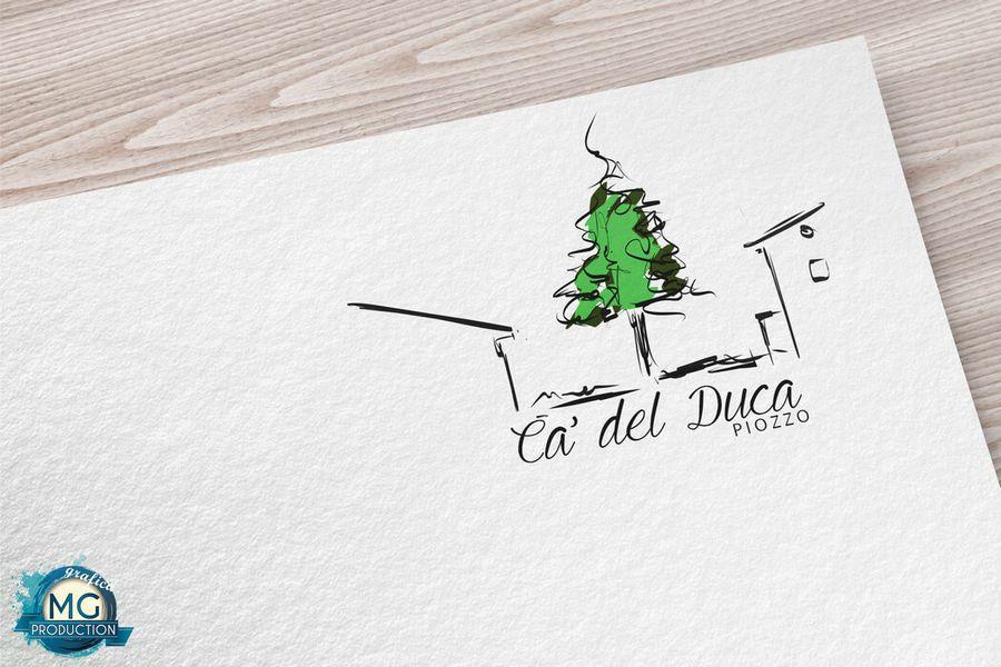 2 Ca Del Duca Ideazione Logo Studio Grafica Cuneo Fossano