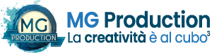 MG Production – Grafica Siti Web Fossano (Cuneo) Logo
